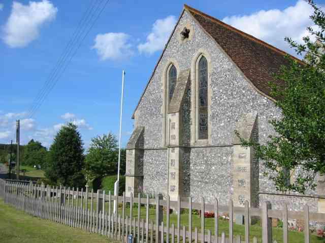 C of E Church at Ashley Green