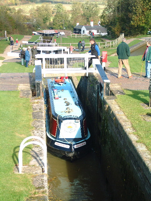 Foxton Staircase Locks
