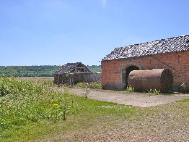 Chalcraft's Barn, Vale of Belvoir
