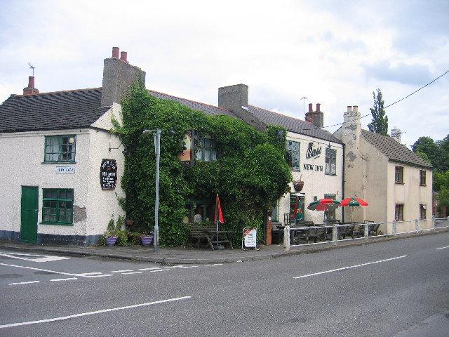 New Inn at Pegg's Green