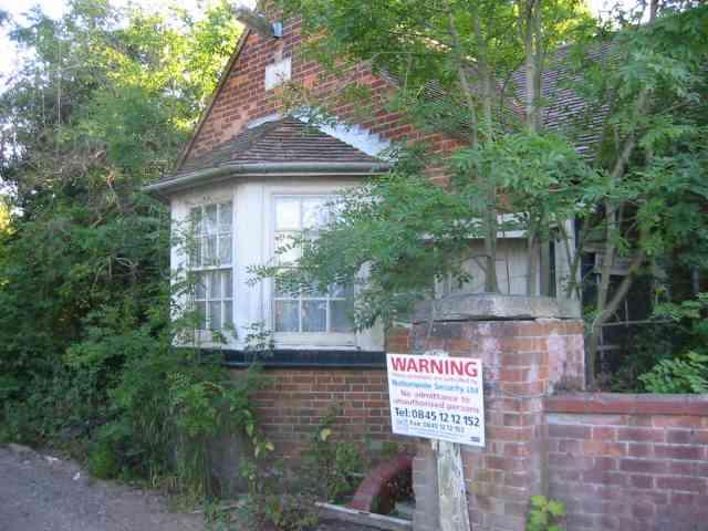 Gate House Breakspear House,  Ruislip