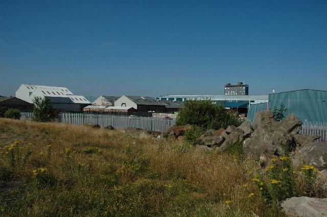 Ravenhead Works, St.Helens