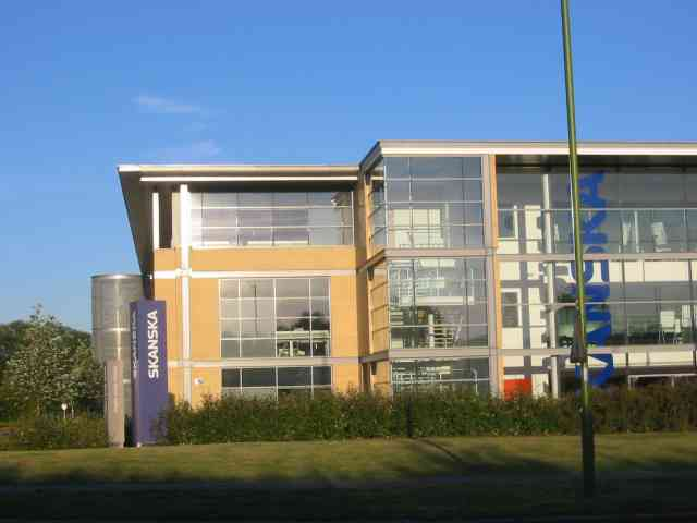 Business Park at Maple Cross