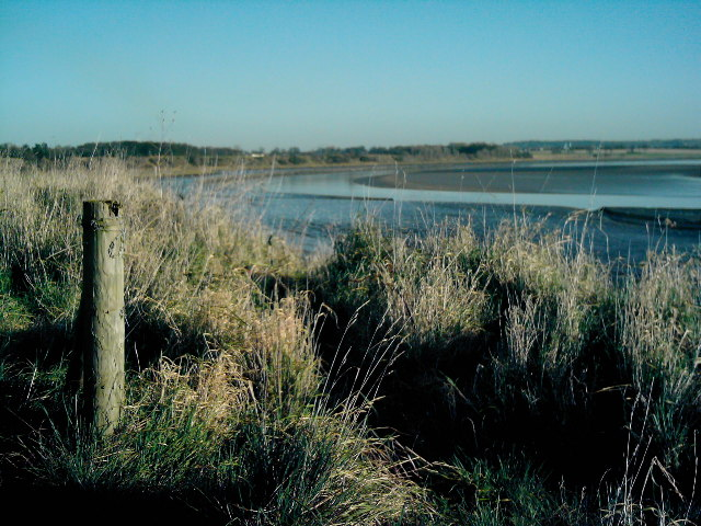 River Mersey,Dungeon Bank.