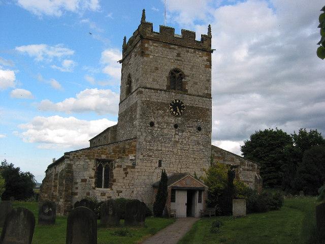 Church at Sheriff Hutton
