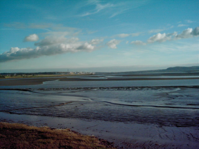 River Mersey ,Dungeon Bank.