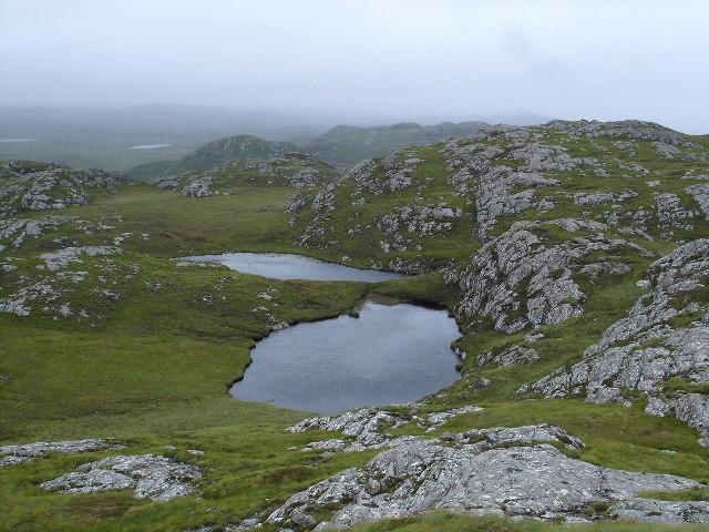 Lochan Dubh a Mhill