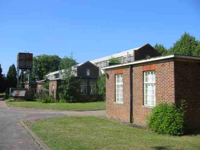 Harperbury Hospital   Herts