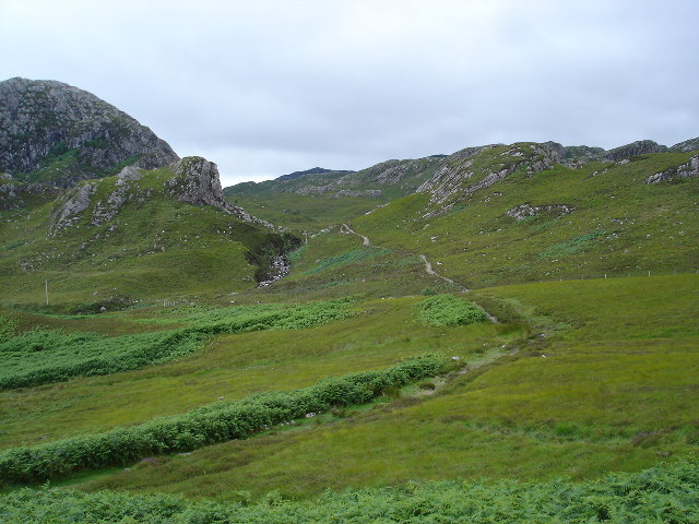 Path to Slattadale