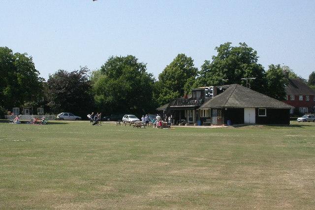 Wisborough Green Cricket Pitch