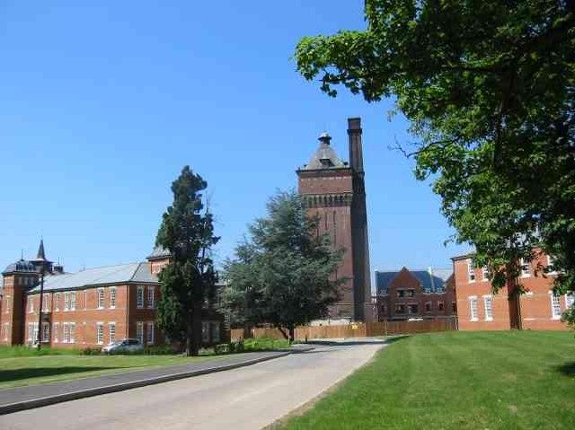 Napsbury Hospital London Colney