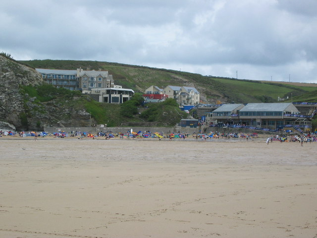 Surf Centre and Hotel, Watergate Bay