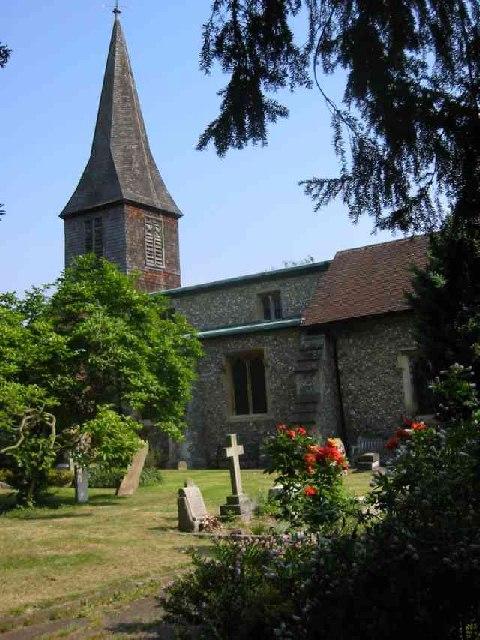 St Stephen's Church  St Albans