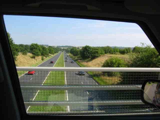 London Colney Bypass  A1081