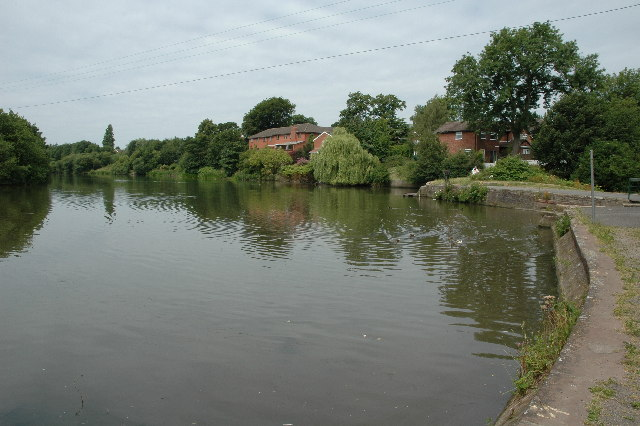 Sutton Mill Dam, St.Helens