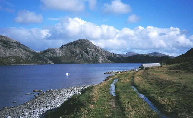 Loch Suaineabhal