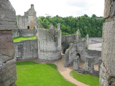 Chepstow Castle