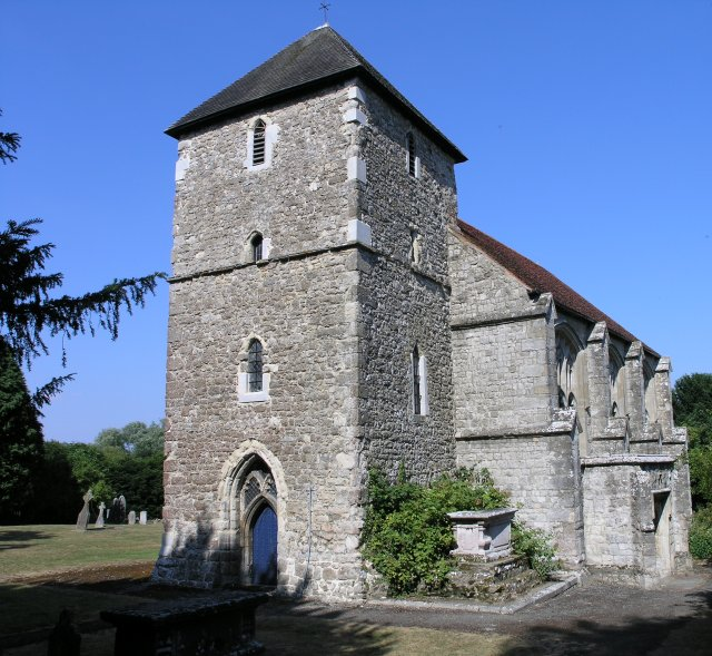 Nettlestead Church
