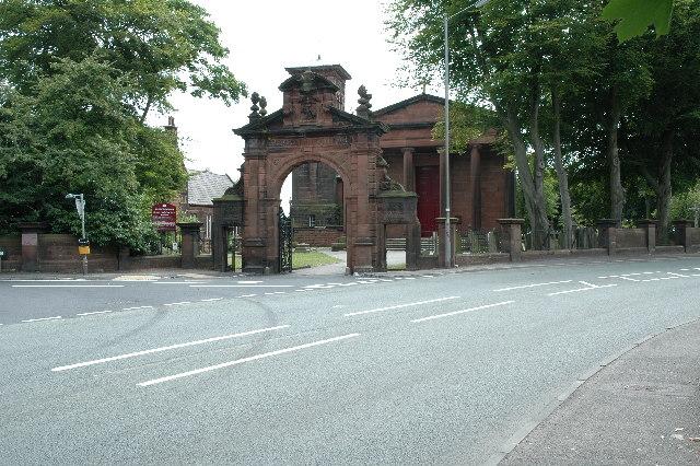 St. Bartholomew's Roman Catholic Church, Rainhill
