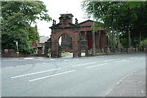 SJ5090 : St. Bartholomew's Roman Catholic Church, Rainhill by andy
