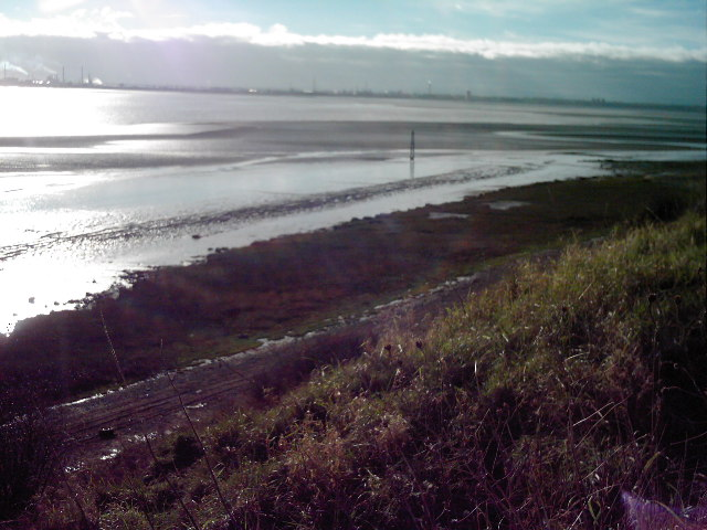 River Mersey,Dungeon Bank.