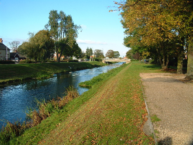 The River Welland