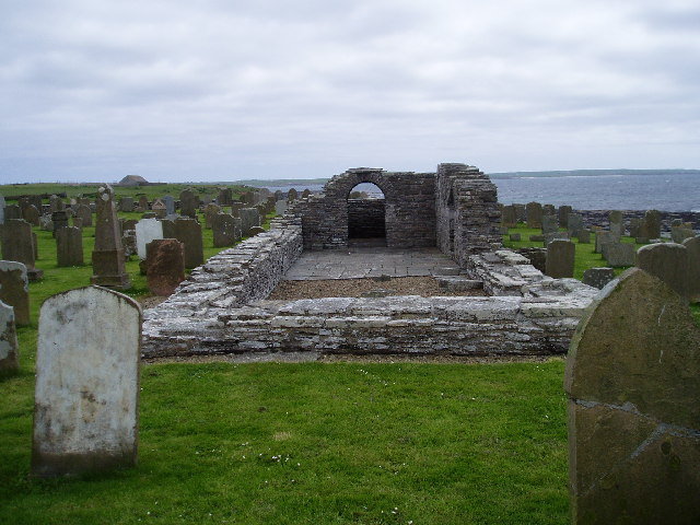 Cross-kirk, Tuquoy, Westside, Westray