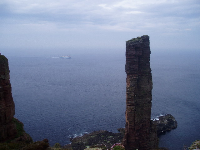 The Old Man of Hoy, from Hoy