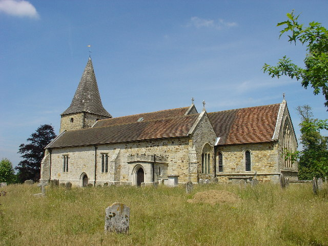 St Margaret The Queen Church, Buxted Park, Buxted, East Sussex