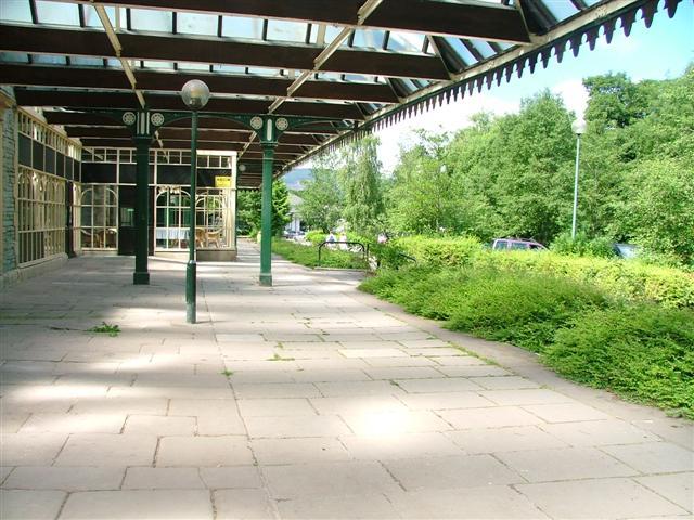 Former Keswick Railway Station