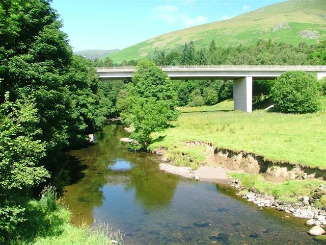 A66 Bridge over the River Greta