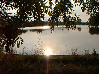 Reservoir near Moorby, Lincolnshire