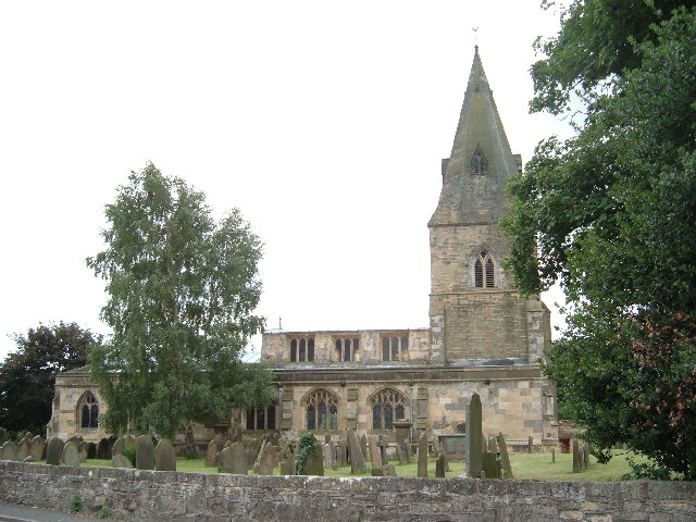 All Saints Church, Misterton