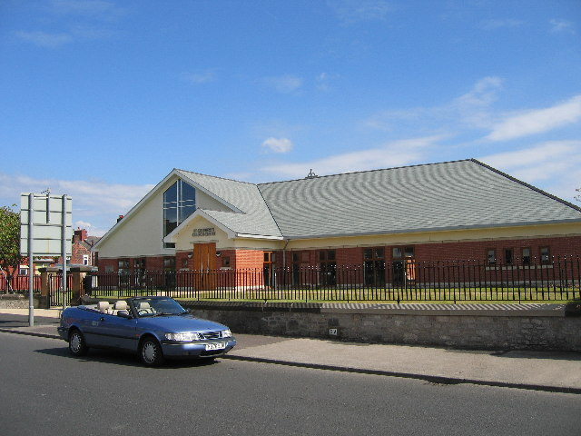 St Cuthbert's Church Centre, Lytham Road, Fulwood
