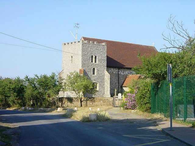 Church of St James, Grain