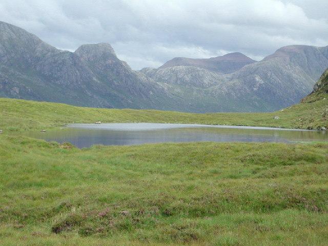 Lochan nan Cabar