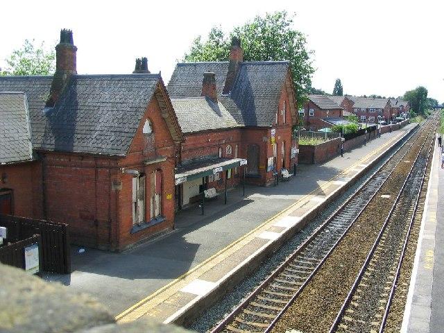 Urmston Station