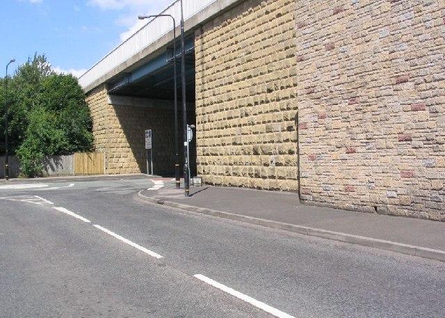 M60 Bridge for Winchester Road
