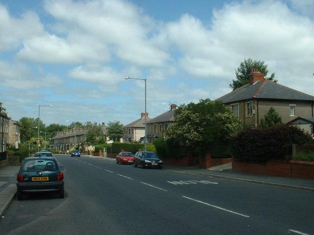 Todmorden Road, Burnley