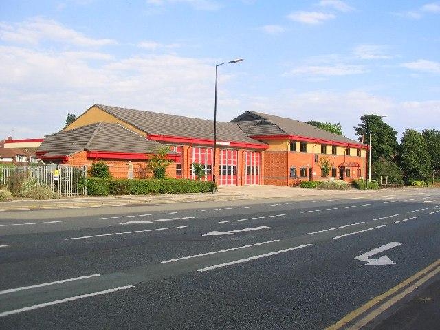 Stretford Fire Station