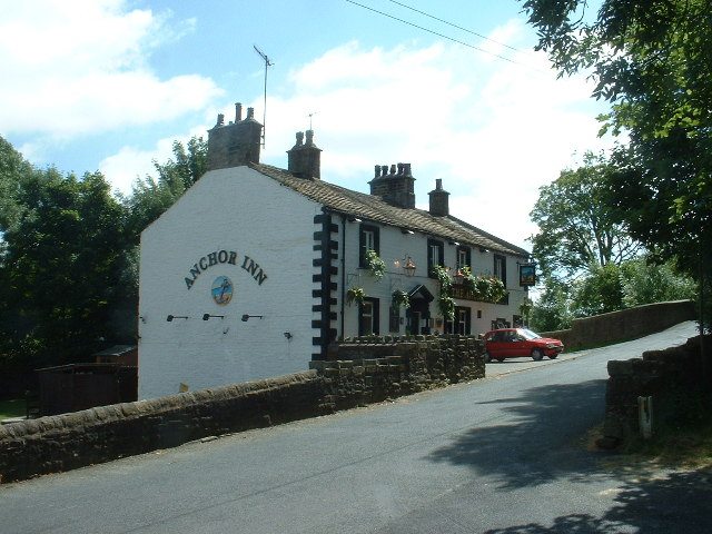 The Anchor Inn, Salterforth