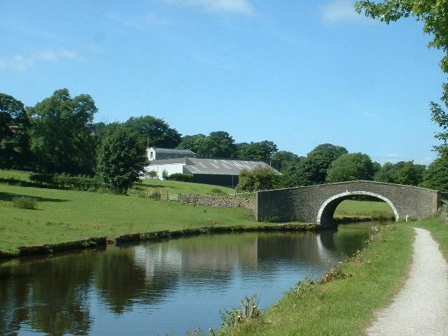 Mill near Foulridge