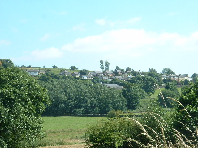 Foulridge village, near Burnley