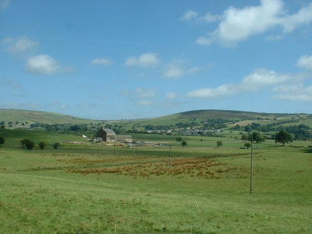 Bashfield Farm, Salterforth