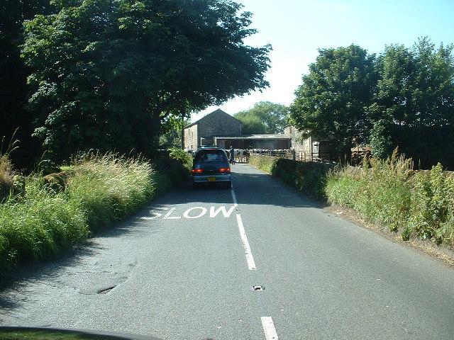 Bracewell village