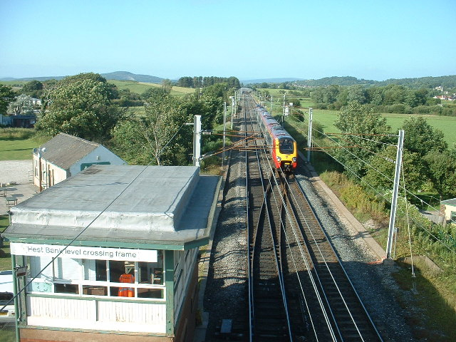 Hest Bank Level Crossing