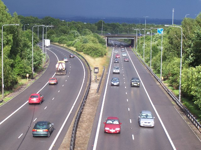 M3 to M27 west link