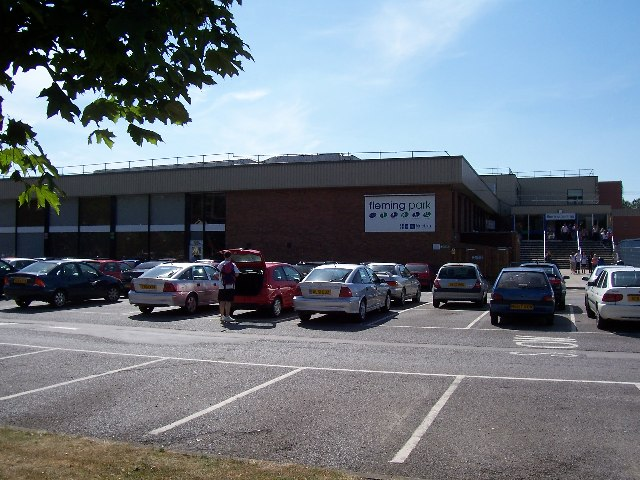 Fleming Park Leisure Centre