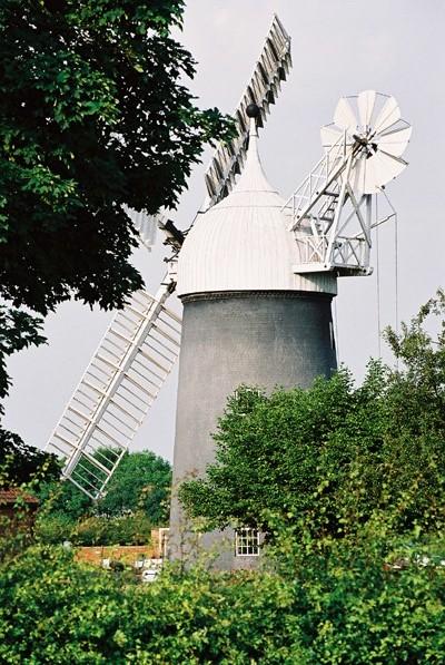 Windmill, Tuxford, Nottinghamshire