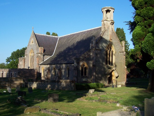 Otterbourne Church